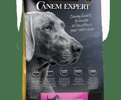 Echantillon gratuit de croquettes Canem