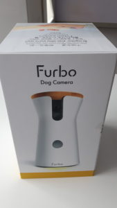 conditionnement carton furbo dog camera
