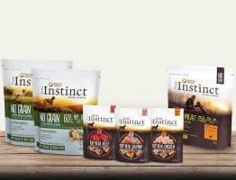 6000 Packs True Instinct pour chiens et chats à tester sur trnd.com